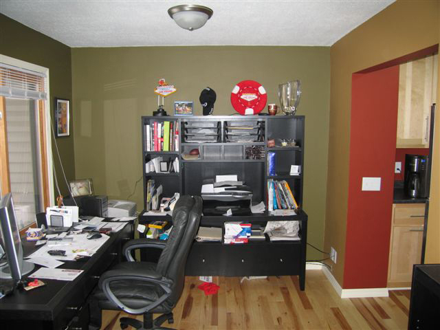"""Enjoyable Work Area!"""
